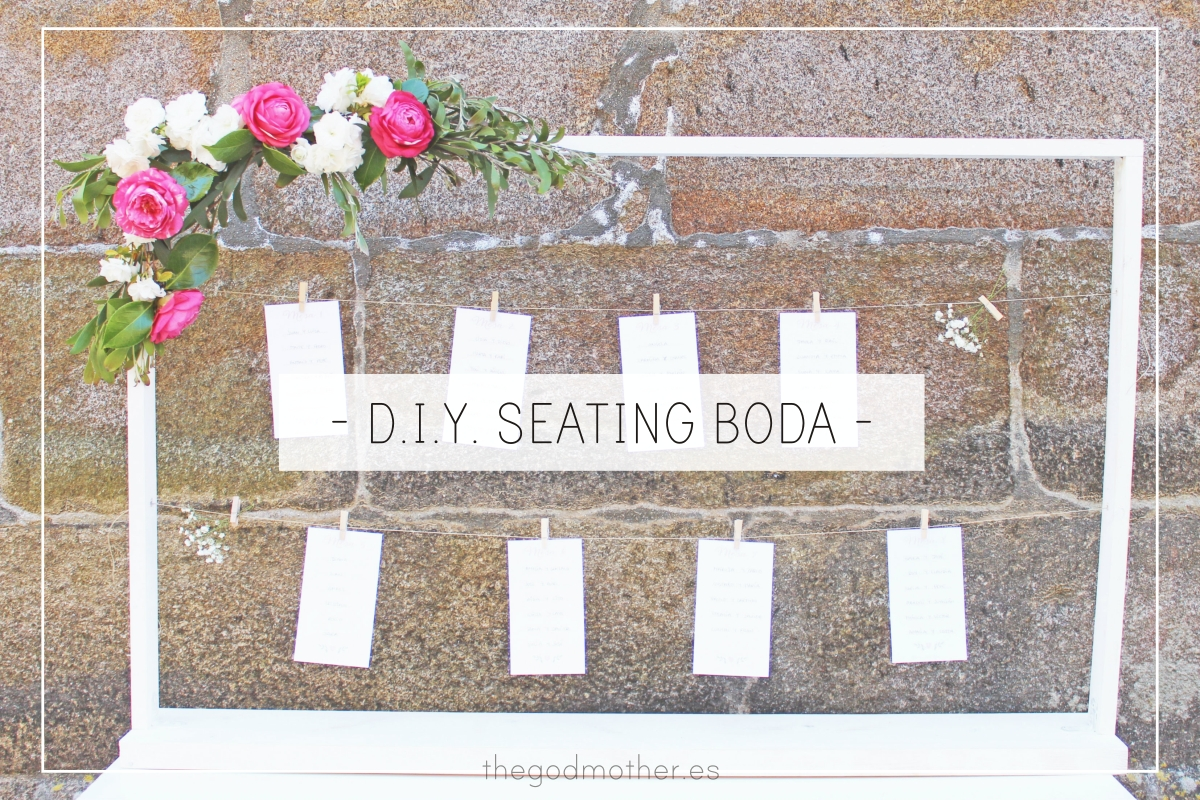 diy seating boda